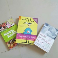 Used 3 Mother Baby Books For Sale in Dubai, UAE