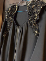 Used Brand hand embellished Abaya  in Dubai, UAE
