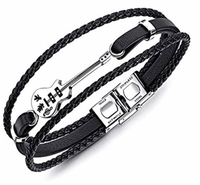 Used Men guitar bracelet in Dubai, UAE