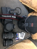 Used Canon 600D Used for 2 weeks!!!!!  in Dubai, UAE