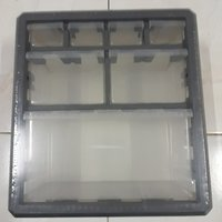 Used Combination storage Box 28x17x31 Cm in Dubai, UAE
