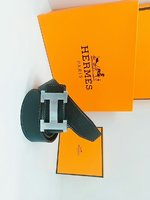 Used Hermes Belt black in Dubai, UAE
