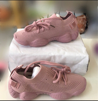 Fashion Bread Shoes Pink /35