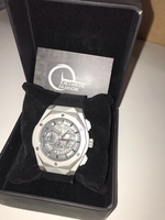 Used Hublot watch/ ساعة رجاله  in Dubai, UAE
