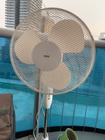 Used Used thrice Princess Electric Fan in Dubai, UAE