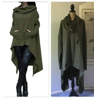 Used Long hoodie cape sweatshirt 3XL ! in Dubai, UAE