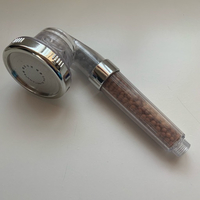Stone stream filter showerhead  NEW