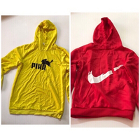 Used Hoodies sizes 130-170(new) in Dubai, UAE