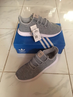 Used Adidas sneakers size 44, new in Dubai, UAE