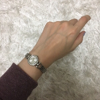 Used QUARTZ stainless steel watch in Dubai, UAE
