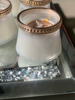 Used 4 Violet Mist Scented Candles in Dubai, UAE