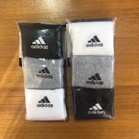 Used Adidas Socks 6 Pairs for Men in Dubai, UAE