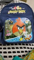 Used Angry Bird Travelling Bag Pack for kids in Dubai, UAE