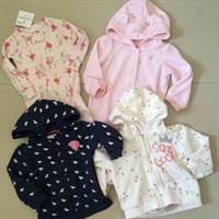 Used BrandNew 4Pieces Baby Clothing. Carters Ballerina Babygrow, Carters Cat Hooded Babygrow in Dubai, UAE