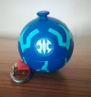 Used Bakugan Mega keychain toy in Dubai, UAE
