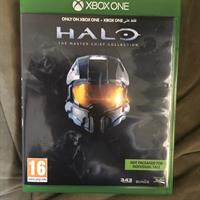 Halo - Game For X Box One, Not Used. With Box.