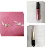Used Hair Jewelry + Lipstick + Eye shadow in Dubai, UAE