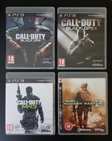 Call of duty collection for PS3