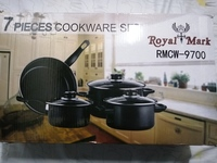 Used Royal Mark cookware set in Dubai, UAE