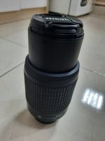 Used Nikon Zoom Lens 55 to 200mm in Dubai, UAE