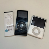 Used 3 x old style iPods  in Dubai, UAE