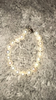 Used Real Fresh Water Pearl Bracelet! in Dubai, UAE