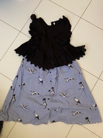 Used Zara offer skirt and blouse xs-s in Dubai, UAE