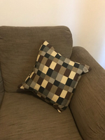 Used IKEA cushions with covers (5) in Dubai, UAE