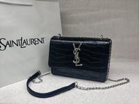 Used Ysl bag black in Dubai, UAE