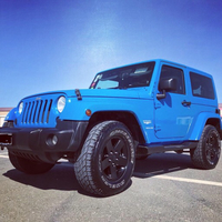 Used 2011 JEEP WRANGLER SAHARA in Dubai, UAE