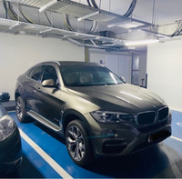 Used 2017 BMW X6 x35i, 43k kms - excellent  in Dubai, UAE