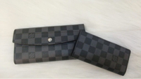 Used New lv wallet set with box  in Dubai, UAE