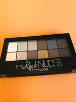 Used Maybelline eyeshadow rock nudes original in Dubai, UAE