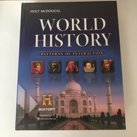 Used Book: WORLD HISTORY  in Dubai, UAE