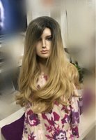 Used Normal Style Hair Wig Summer Blonde 75cm in Dubai, UAE