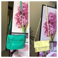 Used 2 bags: 1 foldable & 1 multi zipper in Dubai, UAE