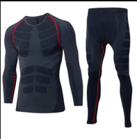 Used Men's Compression Shirt & Leggings in Dubai, UAE