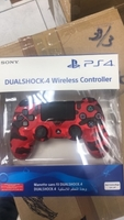 Used PS4 Red Camou controller  in Dubai, UAE