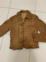 Used Real leather jacket  in Dubai, UAE