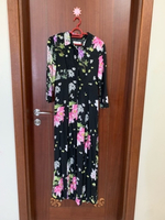 Used Long floral dress by zara in Dubai, UAE