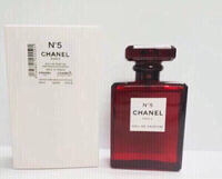 Used Chanel N5 EDP, 100 ml, tester, new in Dubai, UAE
