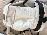 Used Manduca cotton baby carrier new in Dubai, UAE
