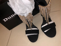 Used New Original Dune heels size 37 in Dubai, UAE
