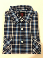 Used NEW ONE90ONE Shirt Size XL Color Blue in Dubai, UAE