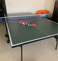 Used Foldable Table Tennis Table  in Dubai, UAE