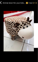 Used Animal stool /for your kids... 👶/ new✨✨ in Dubai, UAE