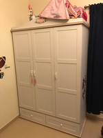 Used Large cupboard - girls  in Dubai, UAE
