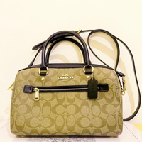 Used ; Signature Rowan Satchel Handbag in Dubai, UAE