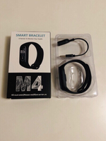 M4 Fitness Band watch