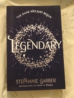 Used Legendary: A Caraval Novel in Dubai, UAE
